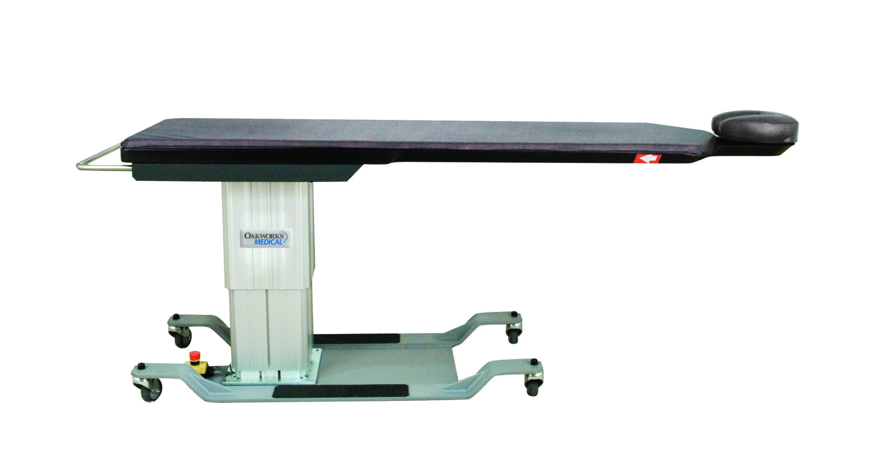 CFPM100-Integrated Headrest Imaging-Pain Management Table