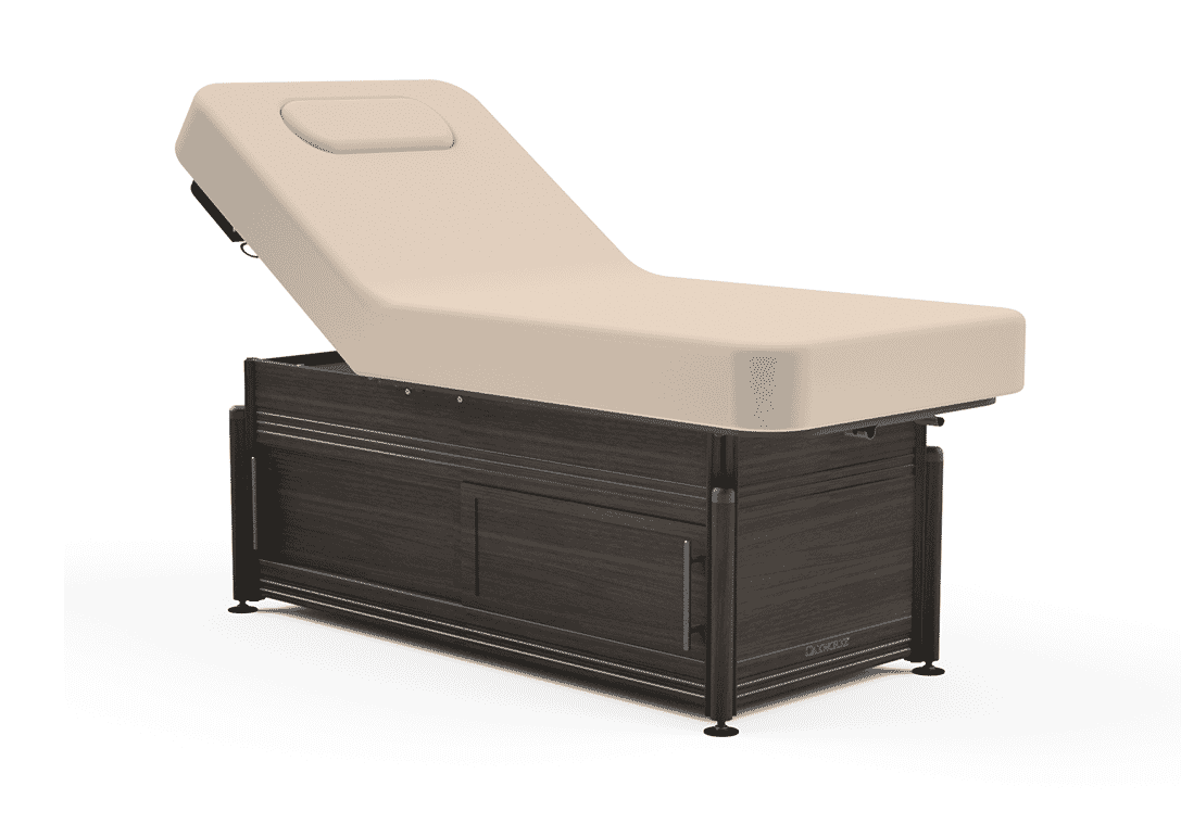 Clinician Electric-Hydraulic Lift-Assist Backrest Top