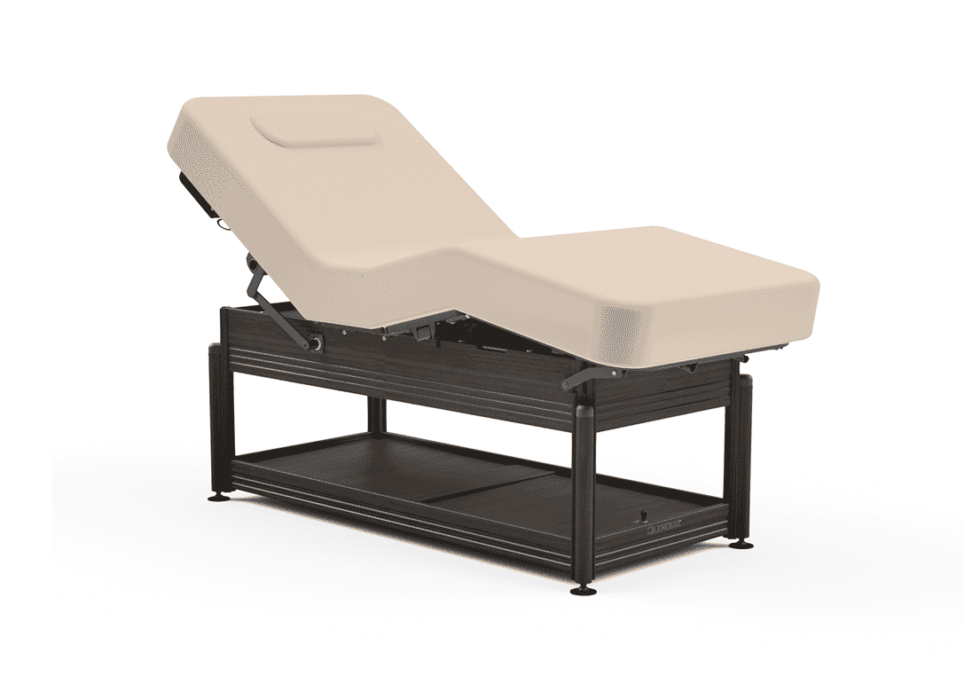 Clinician Electric-Hydraulic Lift-assist Salon Top