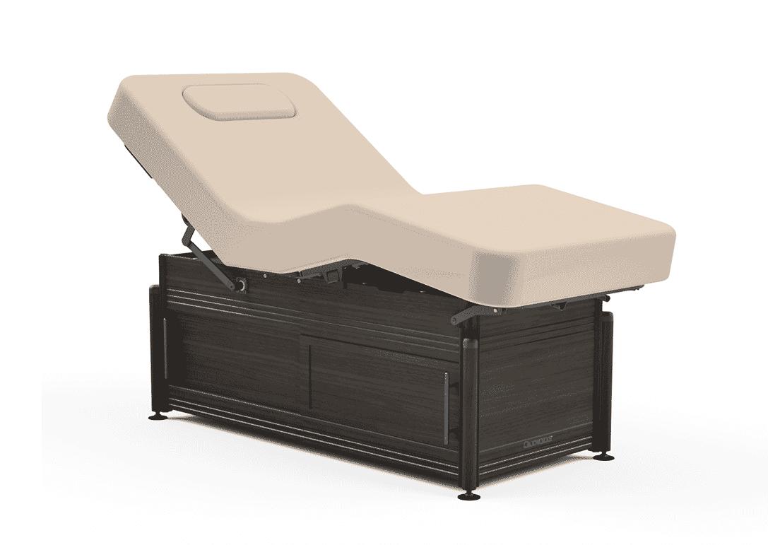 Clinician Electric-Hydraulic Lift-assist Salon Top