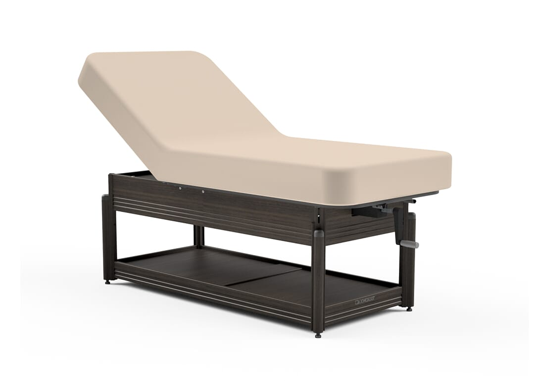 Clinician Manual-Hydraulic Lift-Assist Backrest Top