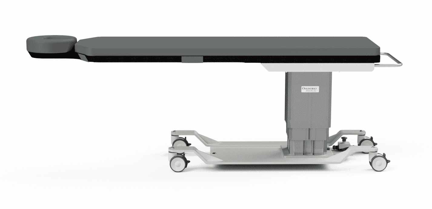CFPM100-Integrated Headrest Imaging-Pain Management Table