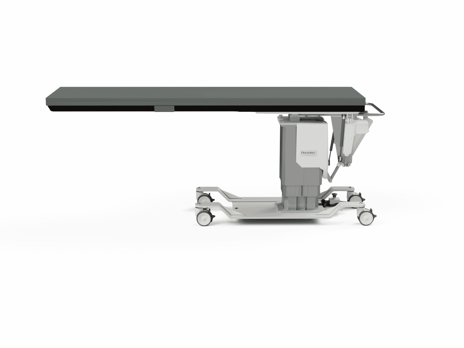 CFPM300-Rectangular Top Imaging-Pain Management Table