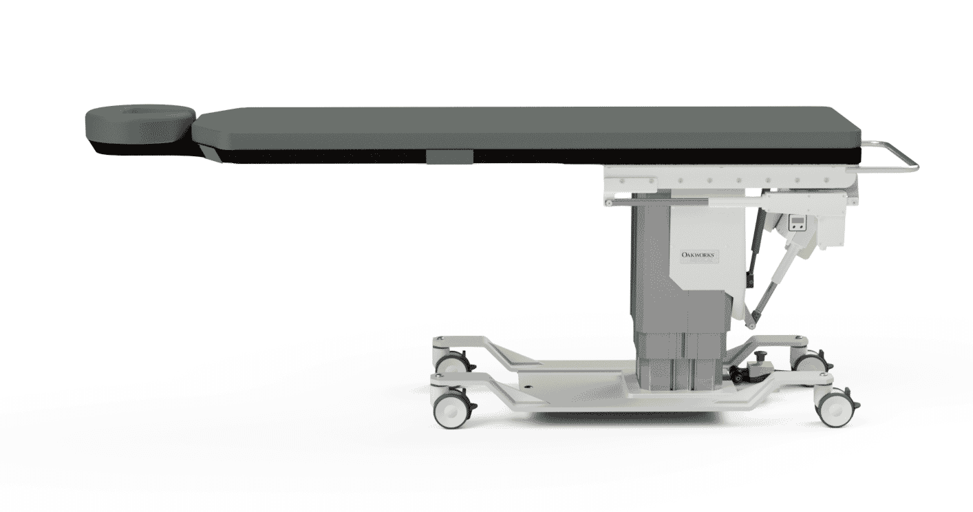 CFPM301-Integrated Headrest Imaging-Pain Management Table