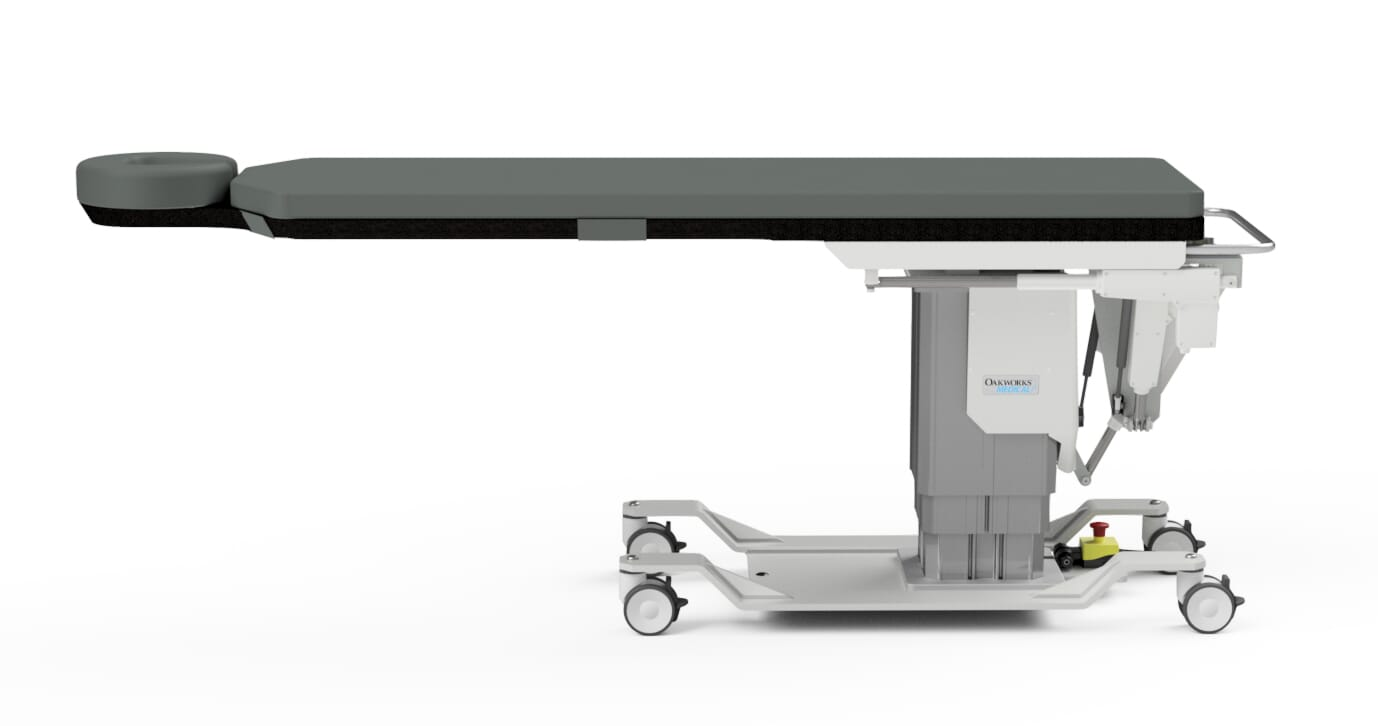 CFPM400 Integrated Headrest Imaging-Pain Management Table