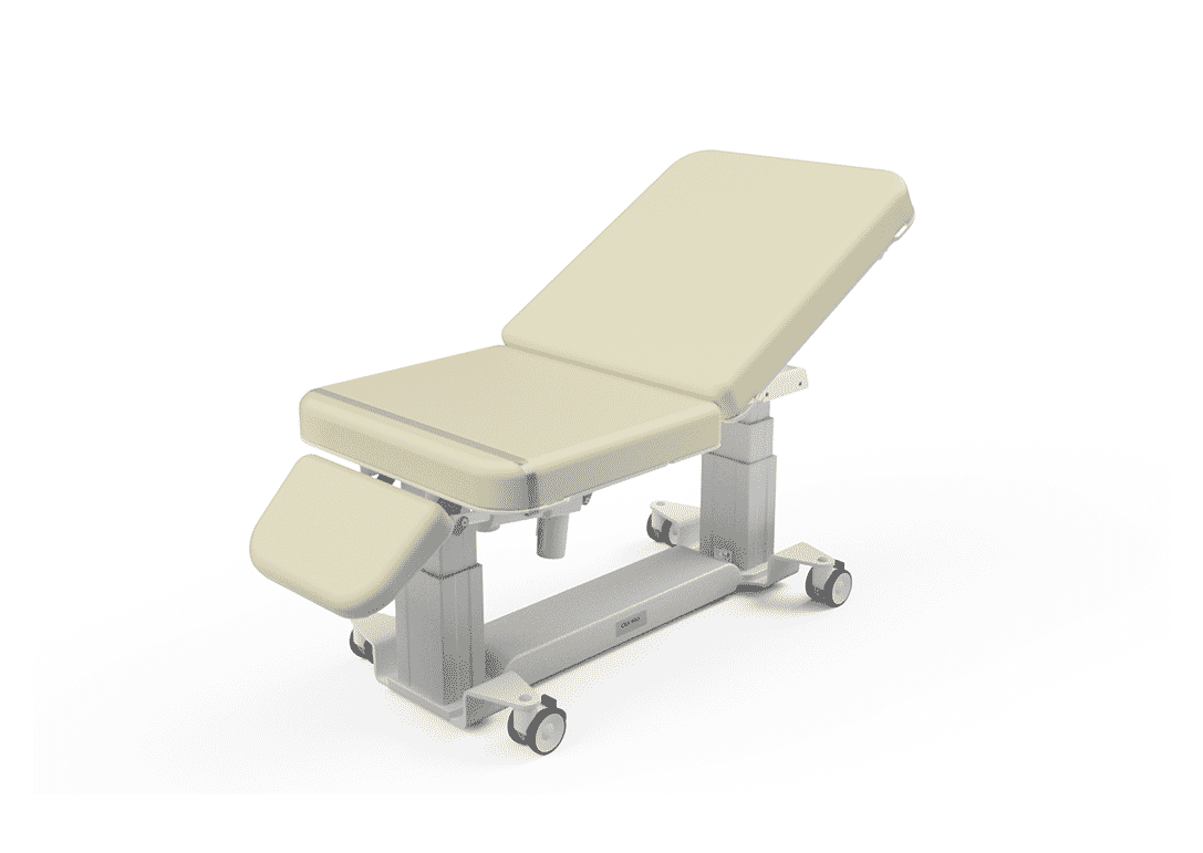 General 3-Section Top EA Ultrasound Table