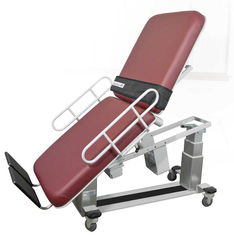 Vascular Table with Fowler